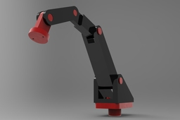 Small Robotic Arm