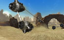 Starwars: Podracer 2.0
