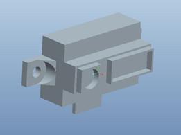 Sharp Proximity sensor GP2Y0A21K