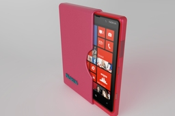 Pouch Design for Nokia Lumia