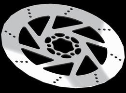 Disc bicycle brake