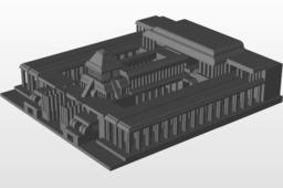Temple - Architecture