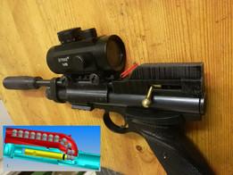 airgun - Recent models | 3D CAD Model Collection | GrabCAD