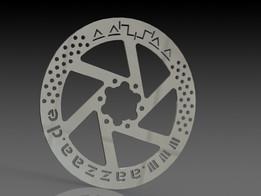 bicycle brake disc