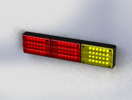 LED Combination Rear Stop/Tail & Direction Indicator Lamp