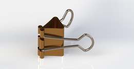 Medium Binder clip