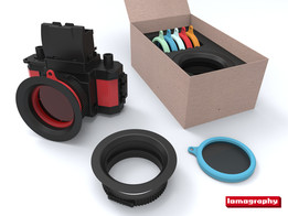 Lomography DIY filter kit