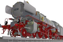 "5"" Gauge Livesteam Locomotive German Class 01"