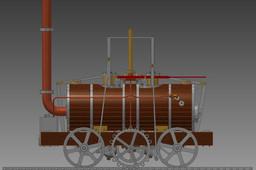 Matthew Murray's Rack 1812