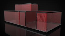 Storage Rack Multifunctional