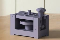 Drill jig:1(latch type)