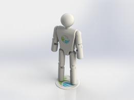 The Plastic Bank Posable Action Figure