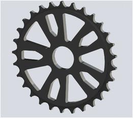 BMX bike - Sprocket
