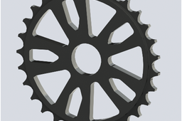 BMX bike - Sprocket