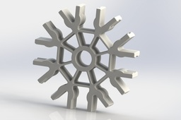 Knex Connector - White