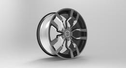 Audi R8 rim