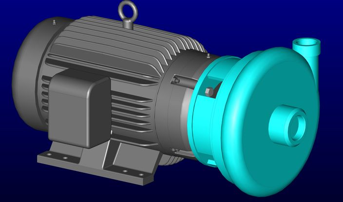 Electric Motors And Pumps Pump Electric Motor