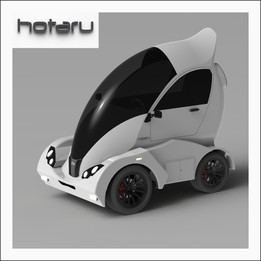 hotaru Micro Electric Car Concept