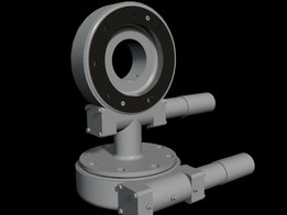 Dual Axis Slewing Drive
