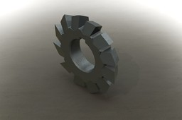 Milling Form Cutter 72 degrees