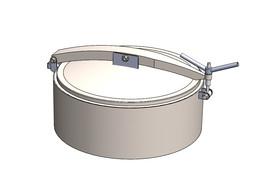 MANHOLE DOOR (DN500)  sc 1 st  GrabCAD & manhole - Recent models | 3D CAD Model Collection | GrabCAD ...