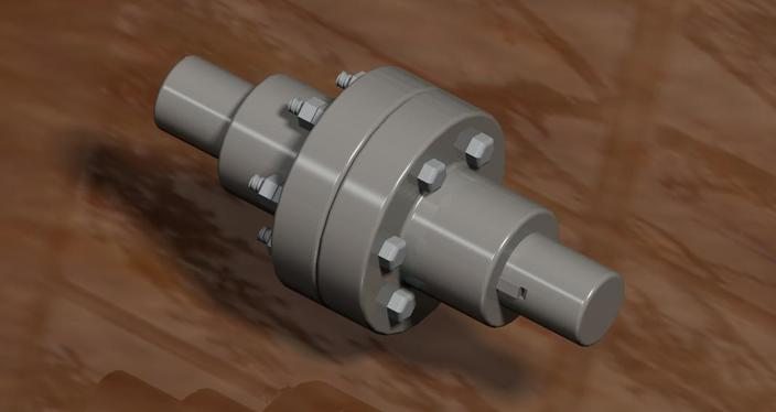 protected type flange coupling pdf