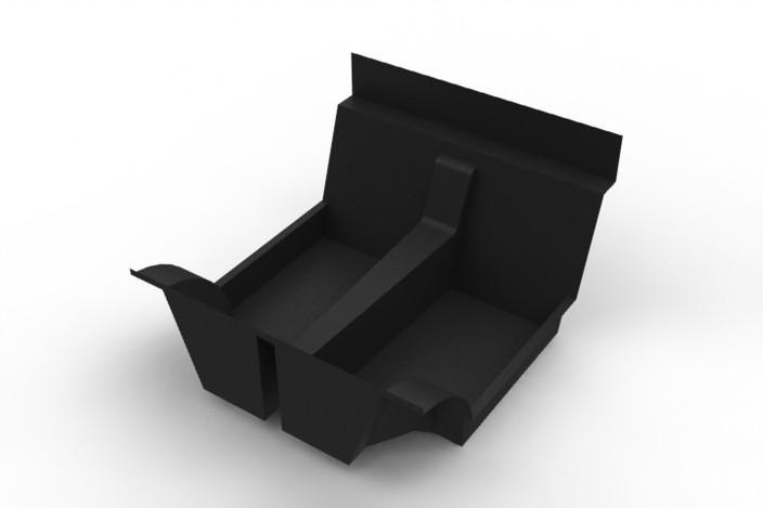 tuatara 3D model template
