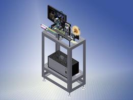 Heat Seal taping machine