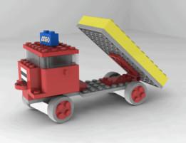 Lego 331 Dump Truck