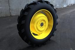 Tractor Rear Wheel