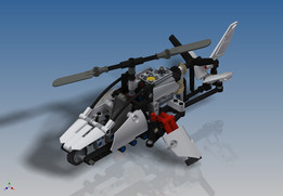 LEGO Technic - Ultralight Helicopter (42057)