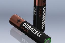 AAA Duracell Battery