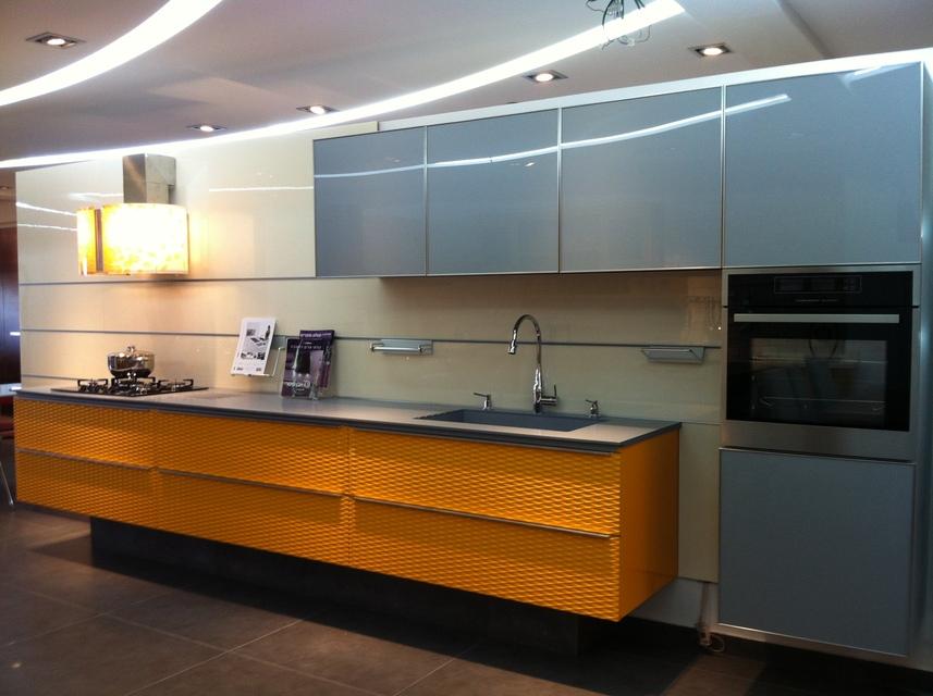 Modern Kitchen Design | 3D CAD Model Library | GrabCAD