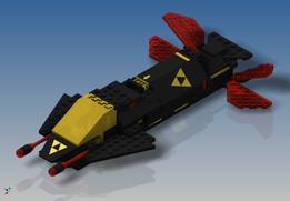 LEGO Blacktron - Invader (6894)
