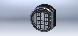 Circular Pin Pad (Blackboard Challenge)