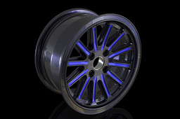 Light Alloy Wheel Rim 16 x 8 in. v2
