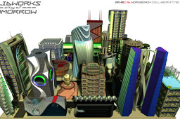 SWCOT - Solidworks City Of The Future