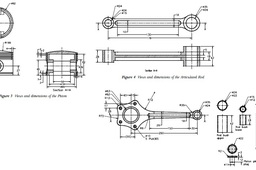 Radial Engine Drawing
