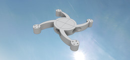 CUADCOPTER 3D 2
