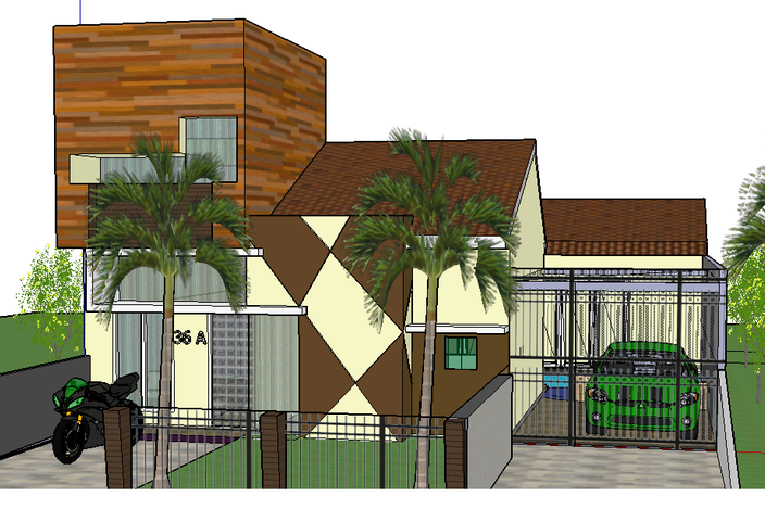 Http Grabcad Com Library My Dream House Planning 1