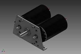 AndyMark CIMple gearbox