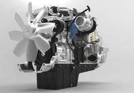 Detroit Diesel DD13 Engine-farengine