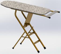 Даска за пеглање, мердевине - Ironing board, ladder