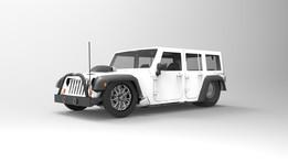 Hemi Jeep Wrangler