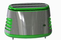 Laser Toaster