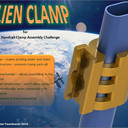 Alien Clamp for NASA Challenge