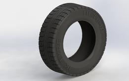 Tata Nano Rear Tyre, JK Tyre Ultima