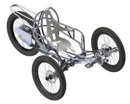 Leitra velomobile redesign