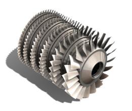 Low Pressure Axial Compressor