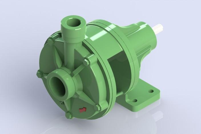 Bomba Água Thebe THA-16 Mancal - Water Pump